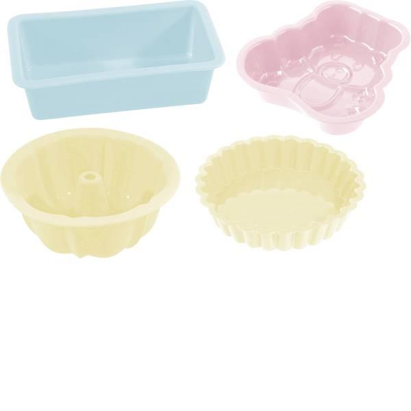 Utensili e accessori da cucina - Zenker mini stampi kit 4 pezzi in silicone -