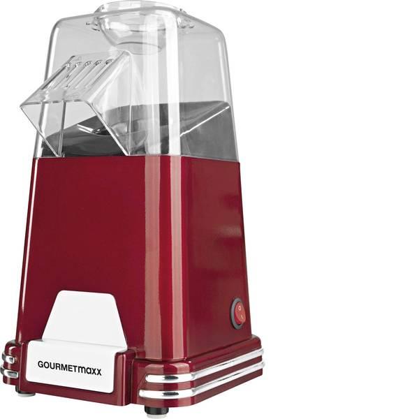 Elettrodomestici e altri utensili da cucina - Macchina per i popcorn GourmetMaxx 04672 Rosso -