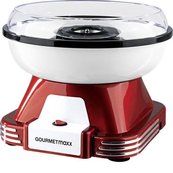 Elettrodomestici e altri utensili da cucina - Macchina per zucchero filato GourmetMaxx 07329 Rosso -