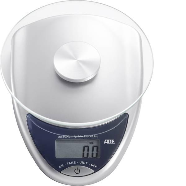 Bilance da cucina - ADE KE 736 Celina Bilancia da cucina digitale Argento / Antracite -