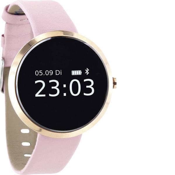 Dispositivi indossabili - X-WATCH Siona XW Fit Smartwatch Rose -