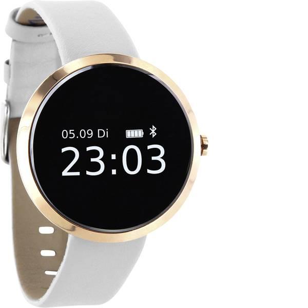 Dispositivi indossabili - X-WATCH Siona XW Fit Smartwatch Bianco -