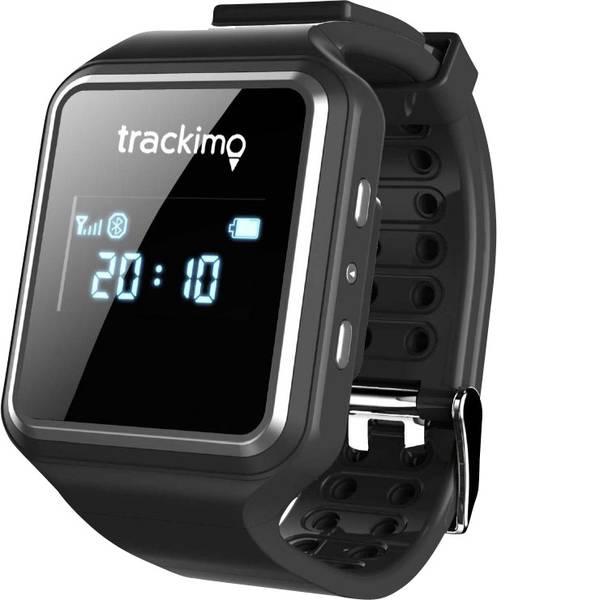 Tracker GPS - Trackimo Watch 2G Tracciatore GPS (Tracker) Tracker persone Nero -