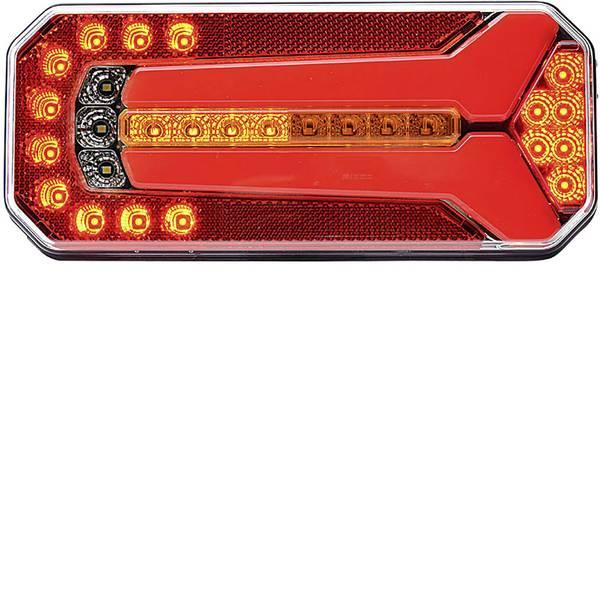 Illuminazione per rimorchi - WAS LED Fanale posteriore per rimorchio Luce di direzione, Luce di stop, Retronebbia, Fanale posteriore posteriore,  -