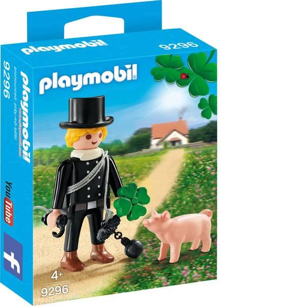 Personaggi da gioco - Playmobil Schornsteinfeger mit Glücksschweinchen 9296 -