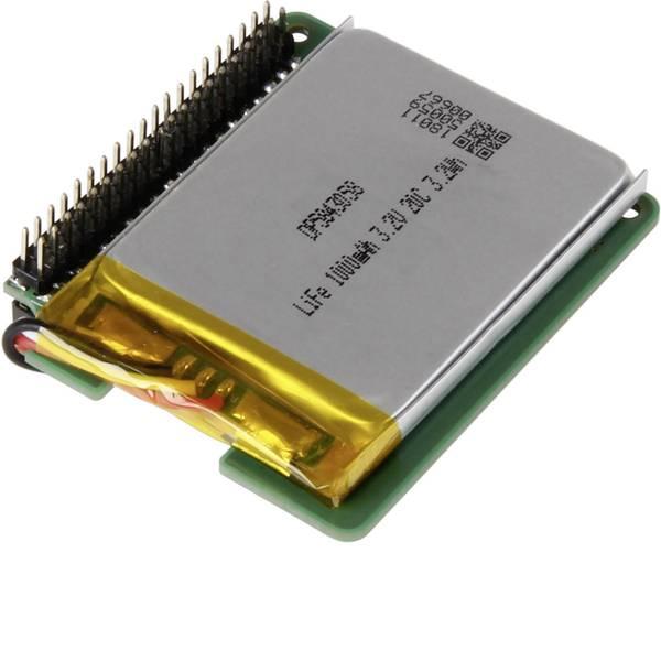 Shield e moduli aggiuntivi HAT per Arduino - UPS per raspberry, adatto per Arduino, Banana Pi, Cubieboard, Raspberry Pi® 3 B+, 3 B, 2 B, A, B, B+ -