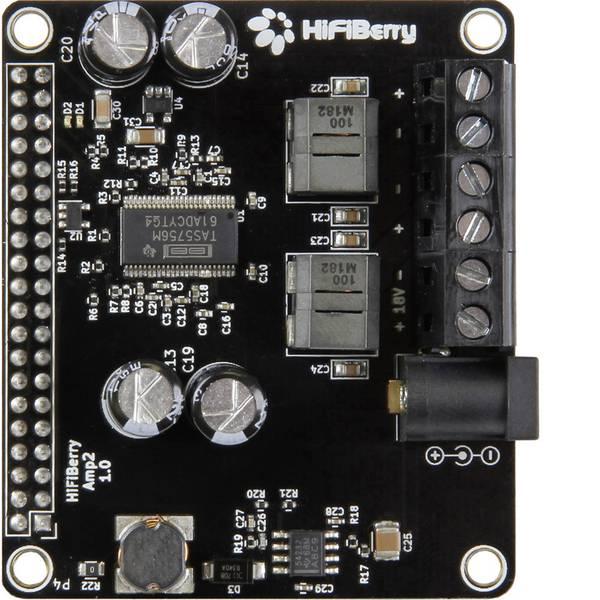 Shield Arduino e HAT Pi - HiFiBerry Scheda di espansione per Raspberry Pi® Hifiberry AMP2 -