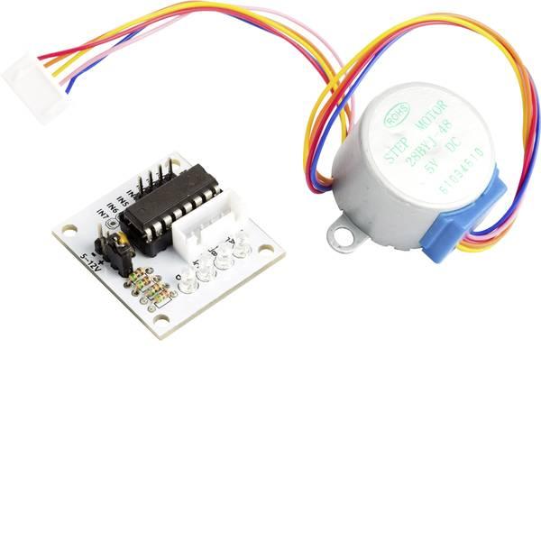 Moduli e schede Breakout per schede di sviluppo - Motore MAKERFACTORY VMA401 adatto per (scheda): Arduino, Arduino UNO, Fayaduino, freeduino, seeeduino, Seeeduino ADK,  -
