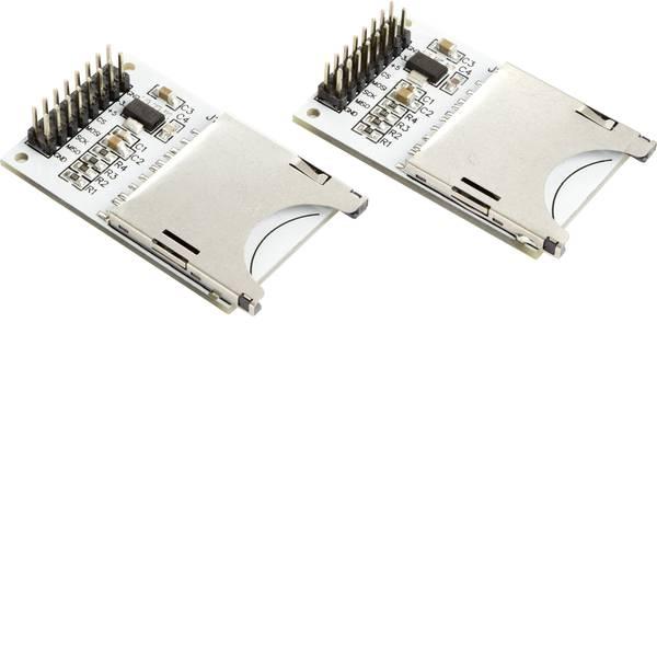 Shield e moduli aggiuntivi HAT per Arduino - Maker FACTORY Shield VMA304 adatto per (scheda): Arduino, Arduino UNO, Fayaduino, freeduino, seeeduino, Seeeduino ADK,  -