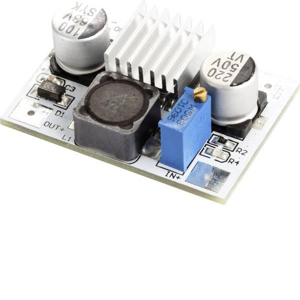 Moduli e schede Breakout per schede di sviluppo - Regolatore di tensione MAKERFACTORY VMA402 adatto per (scheda): Arduino, Arduino UNO, Fayaduino, freeduino, seeeduino,  -