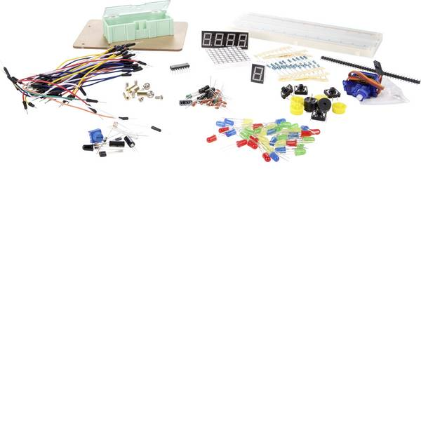 Kit e schede microcontroller MCU - Makerfactory Kit con componenti elettronici per Arduino® -