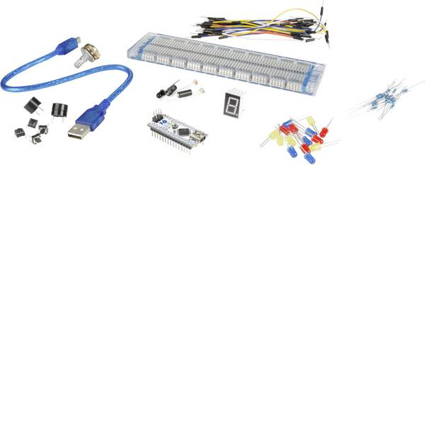 Kit e schede microcontroller MCU - Maker FACTORY kit sperimentazione Nano Starter -