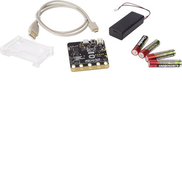 Kit e schede microcontroller MCU - Makerfactory Micro:bit - kit per principianti -