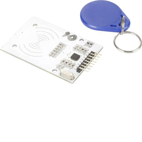 Moduli e schede Breakout per schede di sviluppo - Modulo di lettura e scrittura RFID Makerfactory - compatibile con Arduino® -