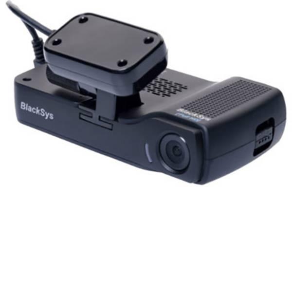 Dashcam - BlackSys CH-200 Wifi Dashcam Dashcam con GPS Max. angolo di visuale orizzontale=135 ° 11.8 V Batteria ricaricabile, Dual  -