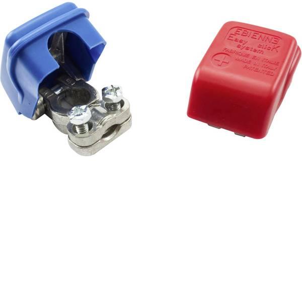 Morsetti batteria per auto - Giunto rapido Polo negativo, Polo positivo SecoRüt 80834 (L x A x P) 40 x 25 x 55 mm -