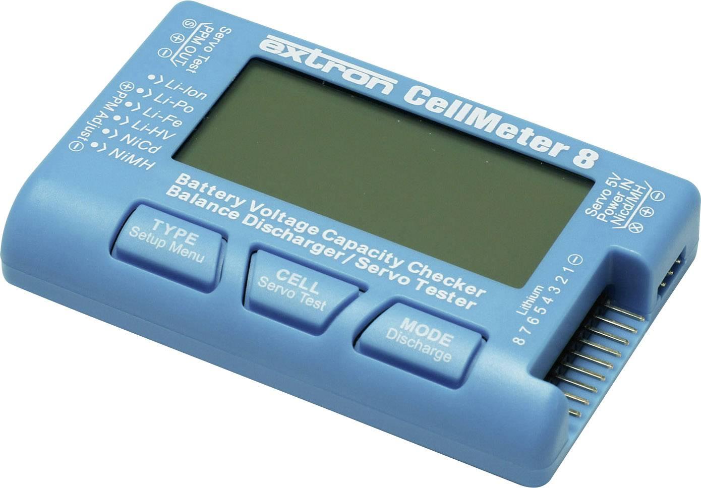 Tester batterie EXTRON Modellb