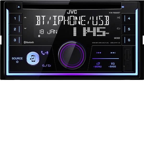 Autoradio e Monitor multimediali - JVC KW-R930BT Autoradio Vivavoce Bluetooth®, Collegamento per controllo remoto da volante -
