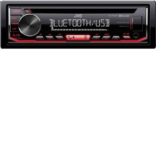 Autoradio e Monitor multimediali - JVC KD-R792BT Autoradio Vivavoce Bluetooth®, Collegamento per controllo remoto da volante -