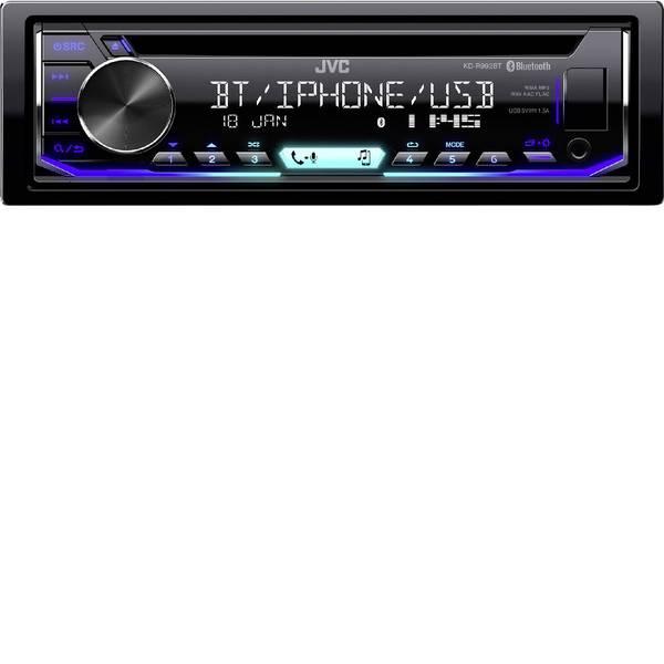 Autoradio e Monitor multimediali - JVC KD-R992BT Autoradio Vivavoce Bluetooth®, Collegamento per controllo remoto da volante -