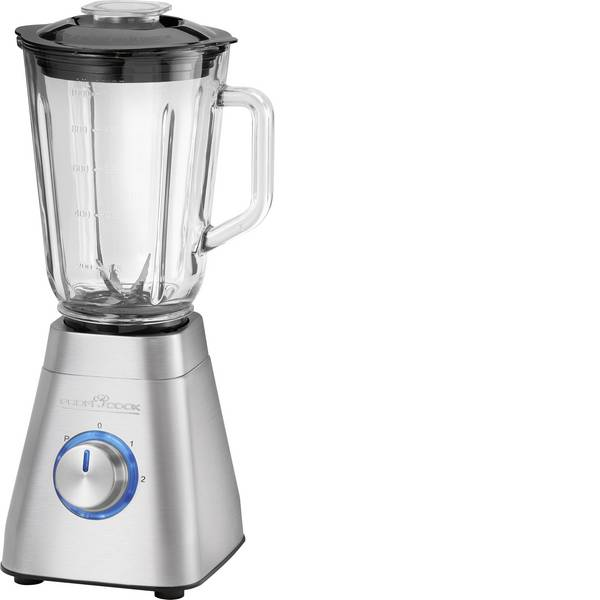 Robot da cucina multifunzione - Profi Cook PC-UMS 1125 Frullatore 600 W Acciaio -