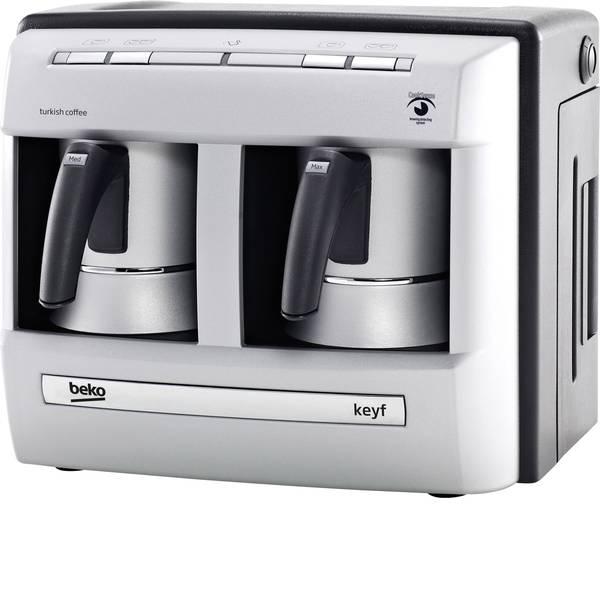 Macchine dal caffè con filtro - Grundig BKK 2113 Caffettiera elettrica Bianco, Nero -