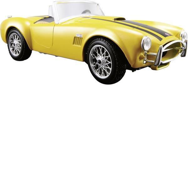 Modellini statici di auto e moto - Maisto Shelby Cobra 427 ´65 1:24 Automodello -