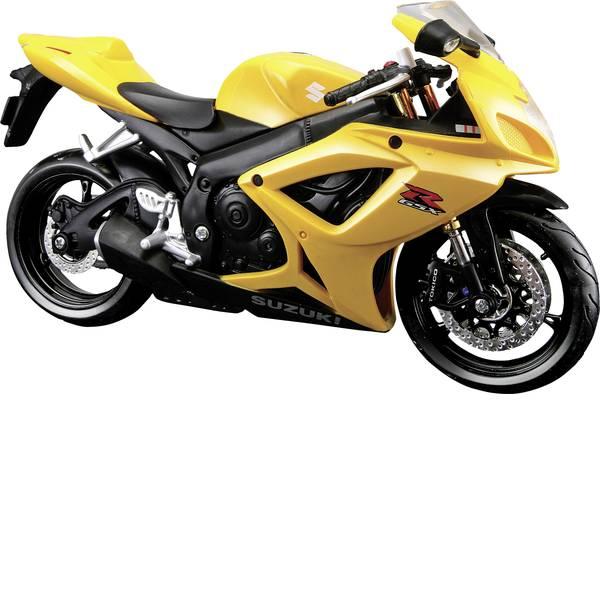 Modellini statici di auto e moto - Maisto Suzuki GSX R-600 ´06 1:12 Motomodello -