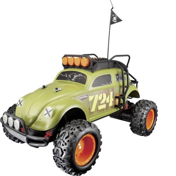 Auto telecomandate - MaistoTech 582075 Desert Rebels VW Beetle RtR 1:10 Automodello per principianti Elettrica Monstertruck 4WD -