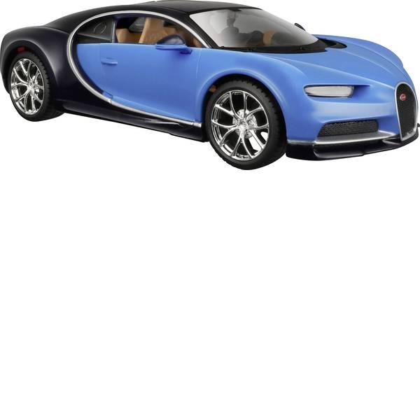 Modellini statici di auto e moto - Maisto Bugatti Chiron 1:24 Automodello -