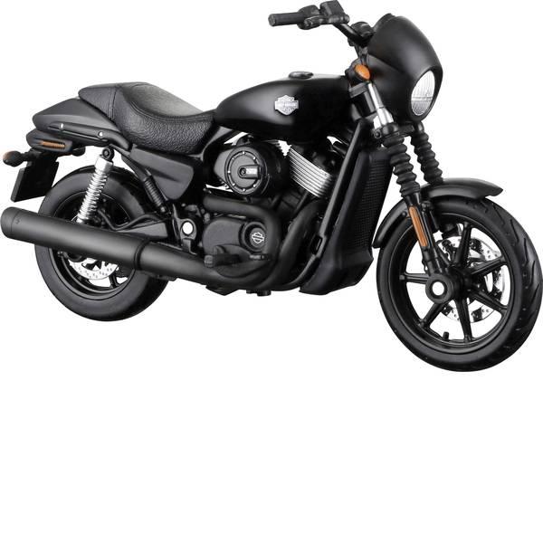 Modellini statici di auto e moto - Maisto Harley Davidson´15 Street 750 1:12 Motomodello -