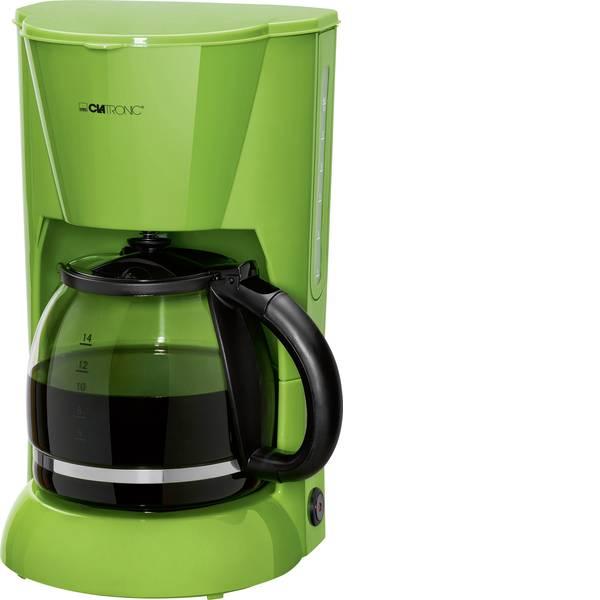 Macchine dal caffè con filtro - Clatronic KA 3473 Macchina per il caffè Verde Capacità tazze=14 -