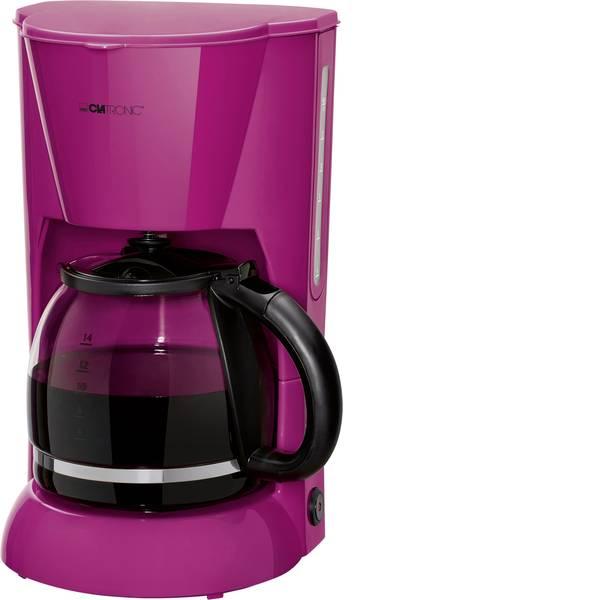 Macchine dal caffè con filtro - Clatronic KA 3473 Macchina per il caffè Mora Capacità tazze=14 -