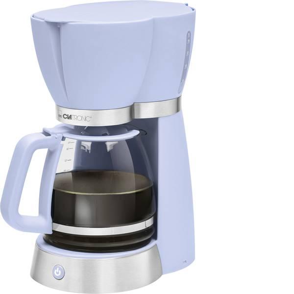 Macchine dal caffè con filtro - Clatronic KA 3689 Macchina per il caffè Blu Capacità tazze=15 -