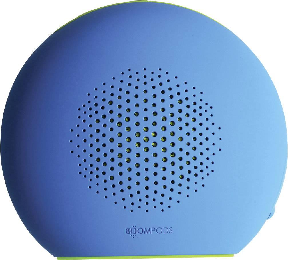 Boompods Doubleblaster 2 Altoparlante Bluetooth AUX, protetto dallacqua, Protetto dagli urti Blu, Verde