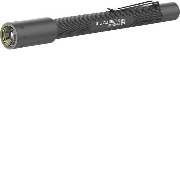 Mini torce - Lampada a forma di penna Penlight a batteria LED 170 mm Ledlenser 5606 i6 Nero -