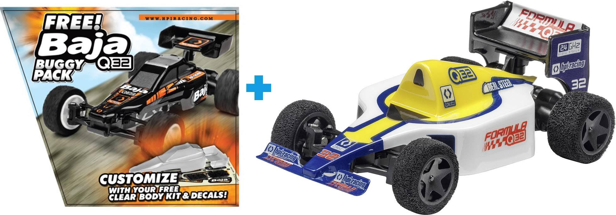 HPI Racing Q32 Baja + Formula