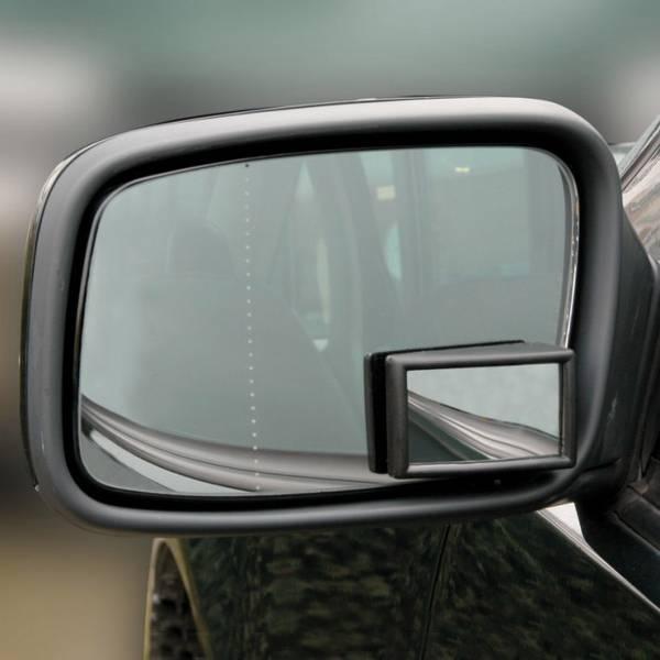Accessori comfort per auto - Specchietto supplementare HP Autozubehör 10320 14 cm x 9.1 cm x 2.5 cm -