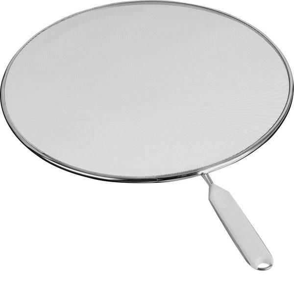 Utensili e accessori da cucina - Metaltex Fritto setaccio paraspruzzi in alluminio 33 cm -