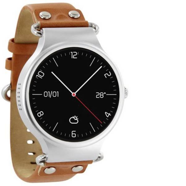 Dispositivi indossabili - X-WATCH XETA XW PRO Smartwatch Marrone -