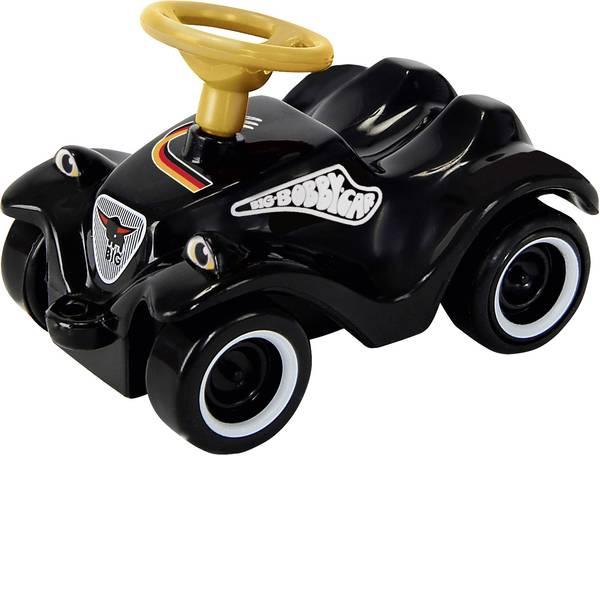 Auto a spinta - Macchina a spinta per bambini Big Mini-Bobby Car German Fanedition Nero -
