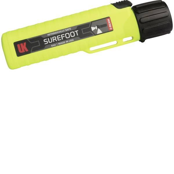 Lampade e torce per ambienti EX - Torcia tascabile Zona Ex: 0 UK Underwater Kinetics UK 4AA eLED Surefoot 170 lm 192 m -