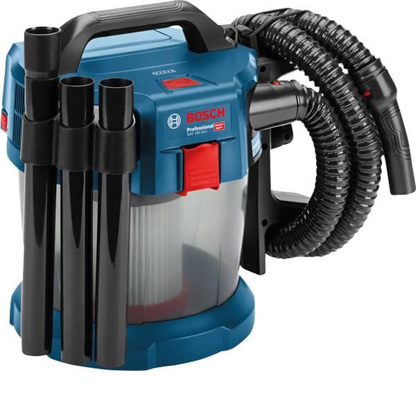 Bidoni aspiratutto - Bosch Professional GAS 18V-10 L 06019C6301 Aspiratutto 10 l Incluse 2 batterie, Aspirazione per polveri di classe L -