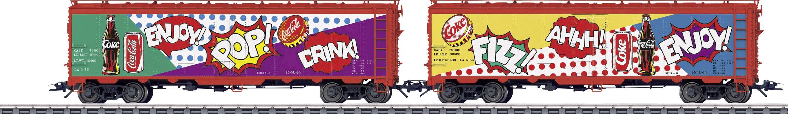 Märklin 45685 Kit di 2 vagoni