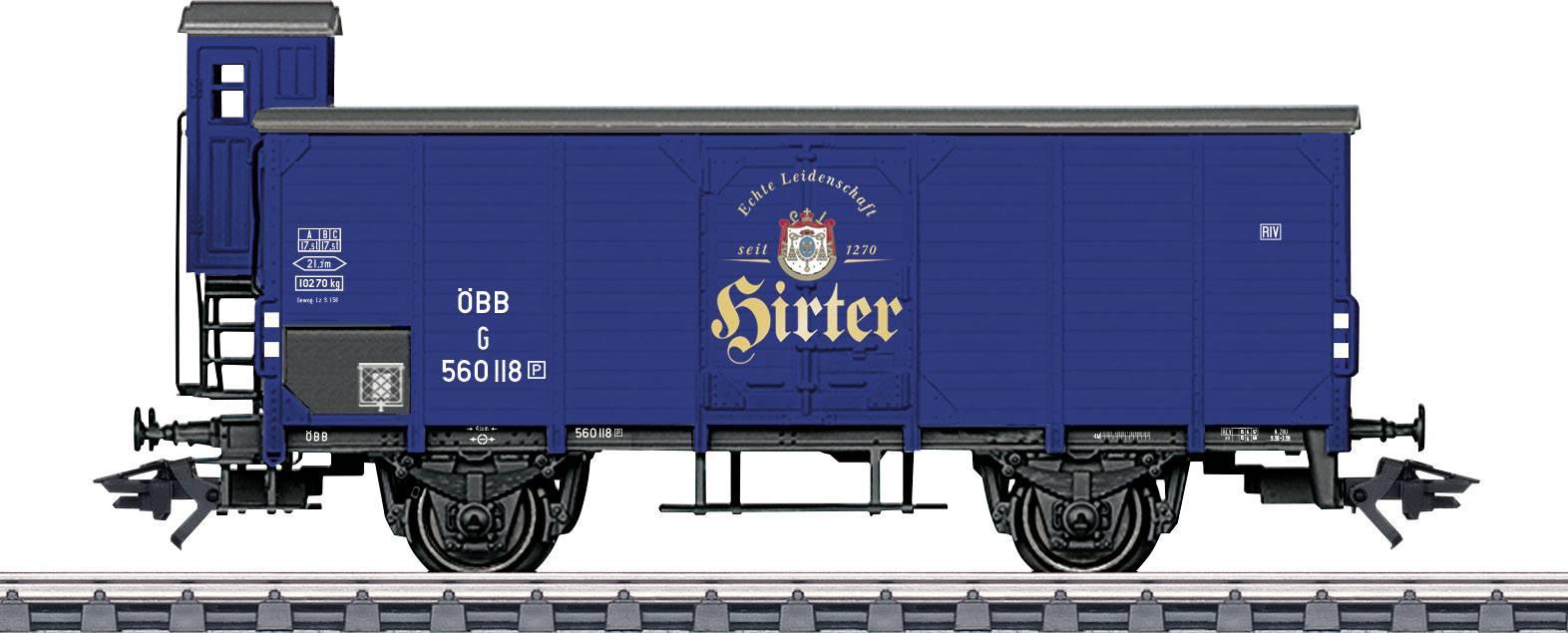 Märklin 48933 Vagone per il trasporto della birra H0 Hirt di ÖBB