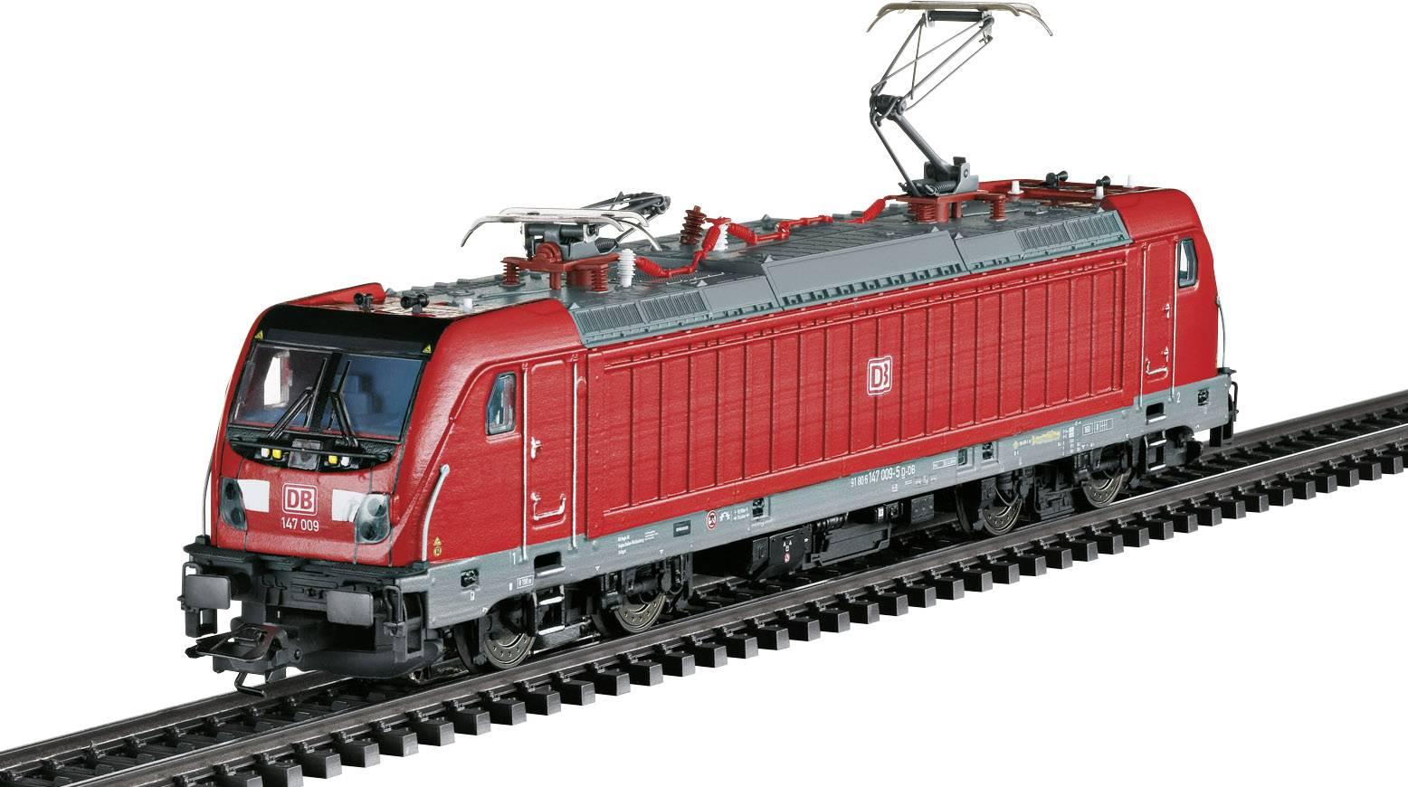 Märklin 36637 Locomotiva elet