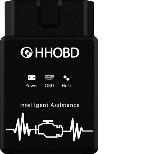 Tester, misuratori e scanner OBD - EXZA Interfaccia OBD II HHOBD Bluetooth 497288154 illimitato -