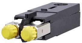 Connettore per fibra ottica Me