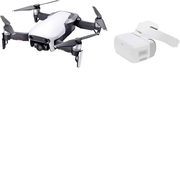 Quadricotteri e droni - DJI Mavic Air, Arctic White + FPV-Goggles Quadricottero RtF Per foto e riprese aeree -
