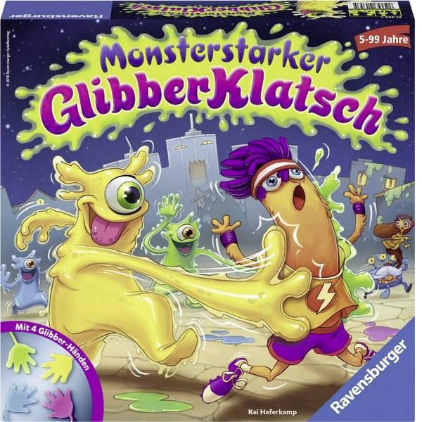 Giochi per bambini - Glibber-Klatsch Ravensburger Monster forte -